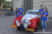 Peking to Paris 2013 Rally