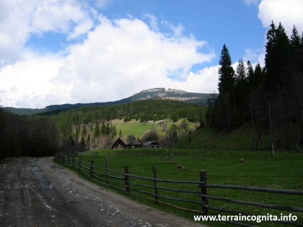 Carpathians (route to Pip Ivan)