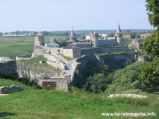 Kamyanets-Podilsky and Castles of Podillya